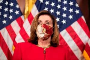 Principales líderes demócratas apoyan plan de estímulo bipartidista que no incluye cheque de estímulo