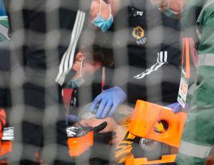 Raúl Jiménez vuelve a casa: fue dado de alta del hospital y ya descansa en su domicilio