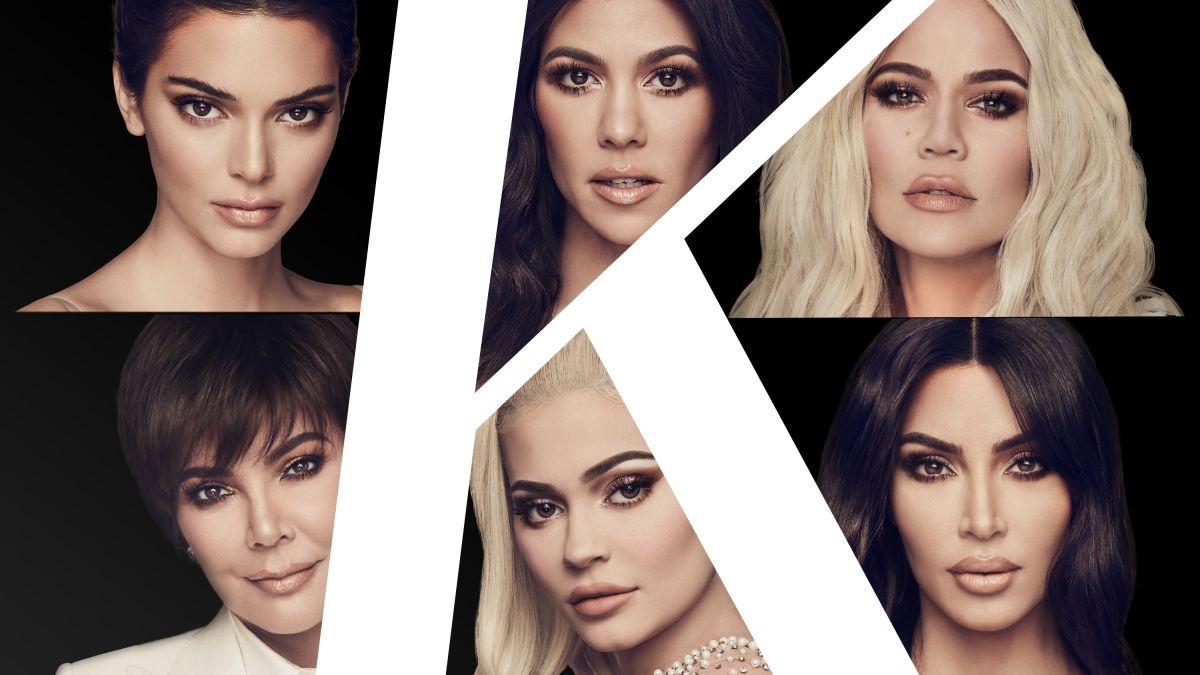 Las estrellas de 'Keeping Up With The Kardashians'.