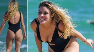 Lele Pons paralizó las miradas en la playa junto a su mejor amiga en bikini
