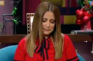 Presentadora de 'Ventaneando' Linet Puente rompe en lágrimas en vivo al confirmar separación de su esposo