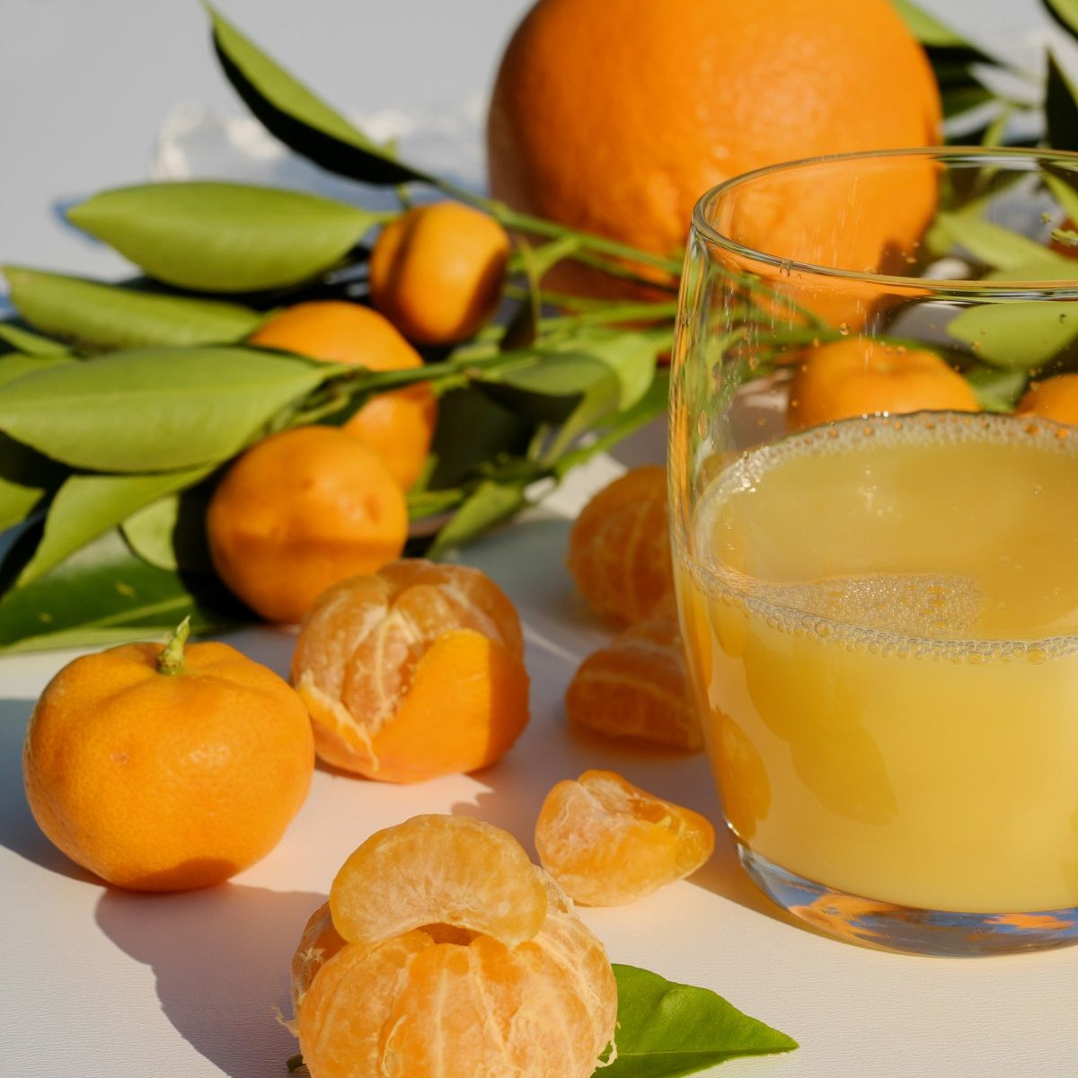 What a glass of mandarin juice can do for your health this winter