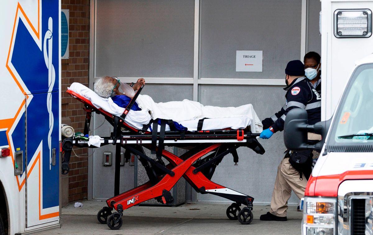 Los casos de COVID-19 aumentan levemente en el estado de Nueva York