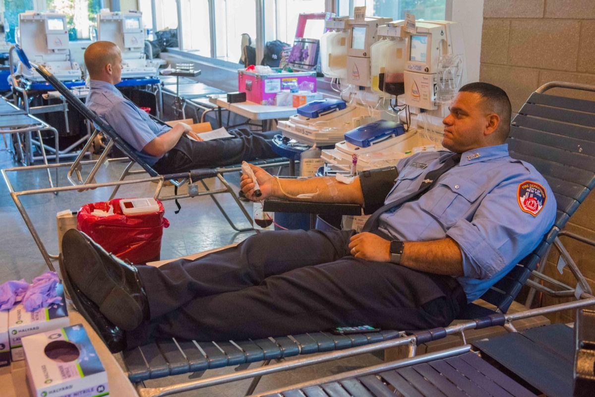 Donar sangre, una opción que puede salvar vidas en medio de COVID-19