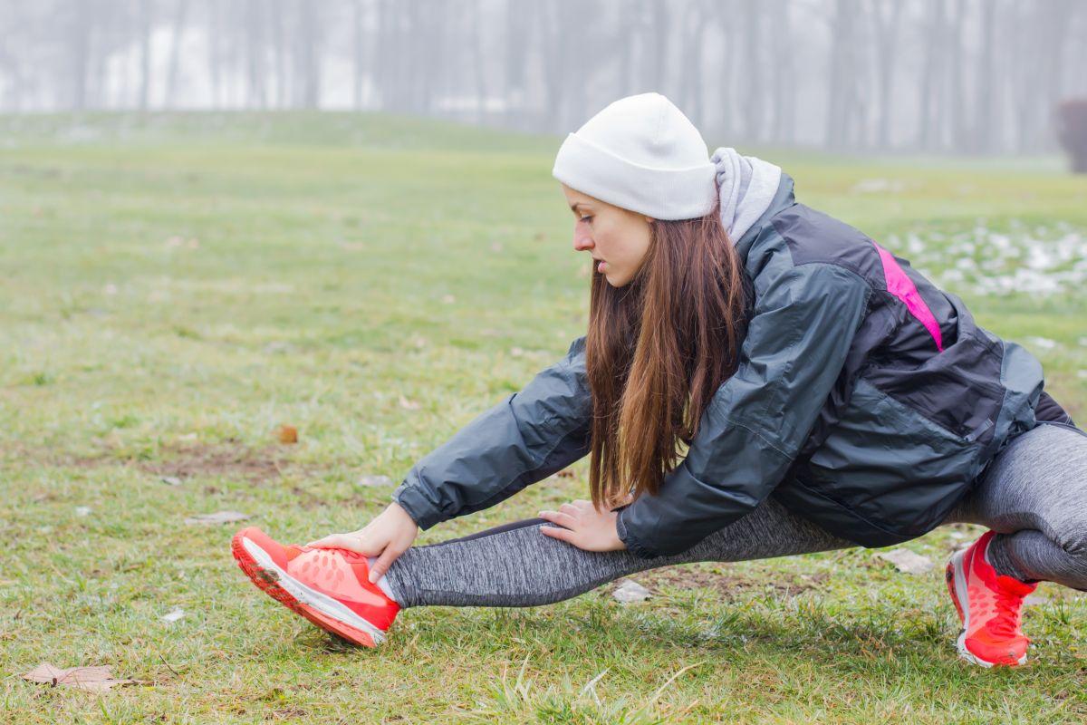 Cuáles son los beneficios de hacer ejercicio en el exterior durante el invierno