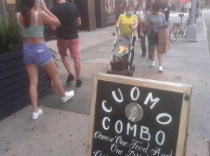 Restaurantes pueden reabrir servicio interior en algunas zonas de Nueva York, pero no en NYC