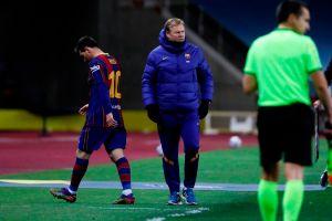 """Messi está por encima de Pelé en la lista de """"cracks"""" más expulsados de la historia"""