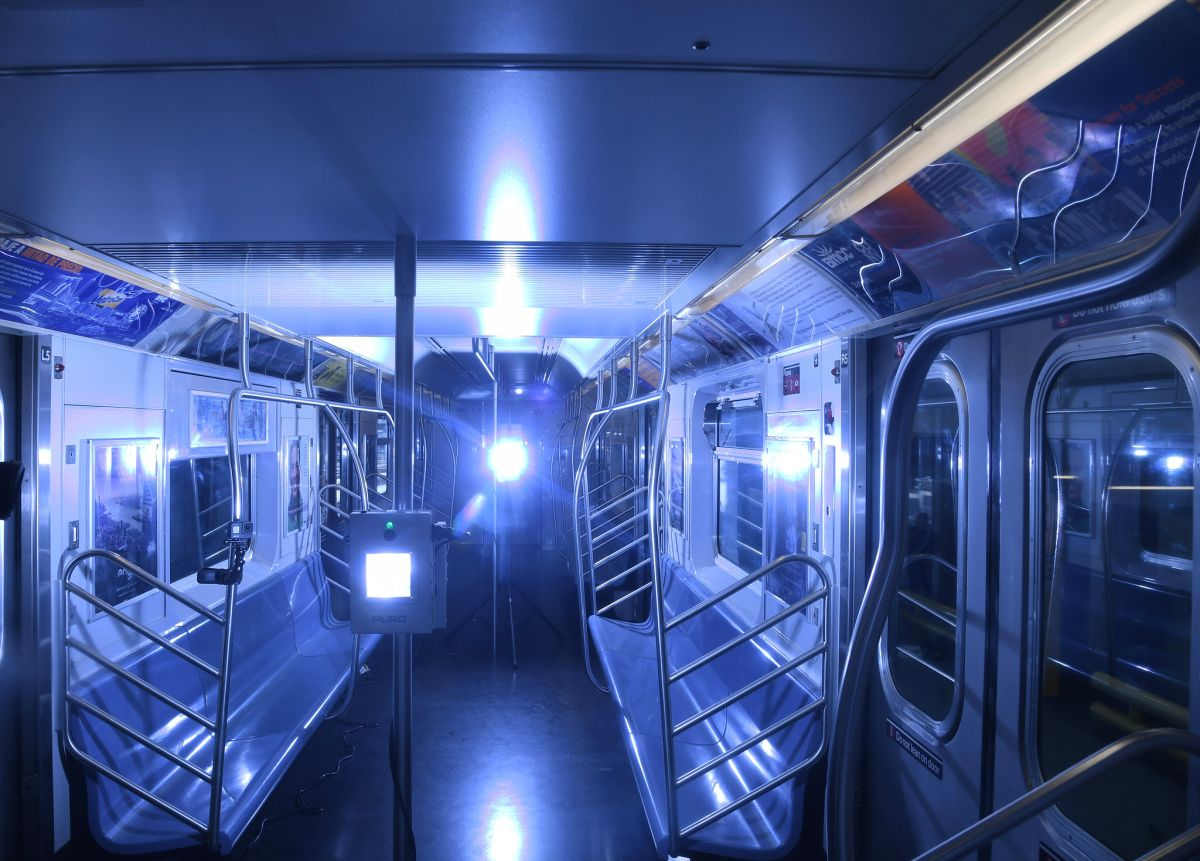 """""""La pandemia está lejos de terminar"""": cierre nocturno del Metro de Nueva York seguirá por tiempo indefinido para desinfección profunda"""