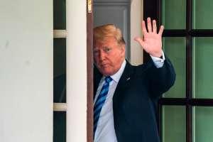 Trump planea venganza política contra los 10 representantes republicanos que votaron a favor de juicio político en su contra