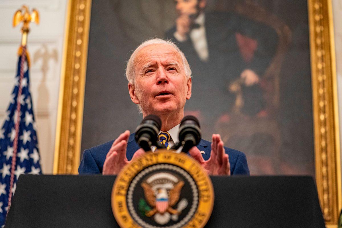¿Biden aceptará el paquete económico de republicanos que incluye cheque de $1,000?