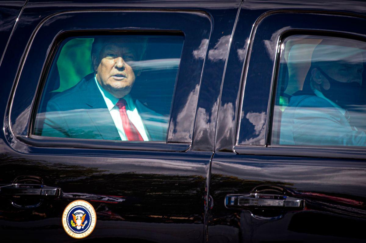 El impeachment contra Donald Trump en el Senado podría empezar el próximo martes
