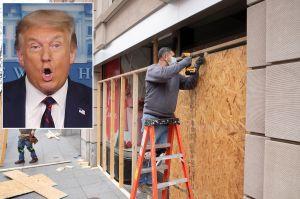 """Seguidores de Trump harán """"protesta salvaje"""" en Washington el 6 de enero"""