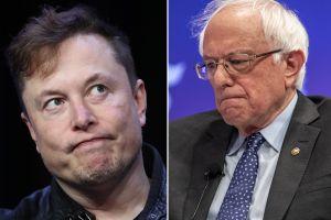 Bernie Sanders critica que fortuna de Elon Musk logre súper aumento mientras el salario mínimo no avanza