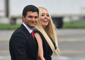 Tiffany Trump recibe anillo de compromiso del multimillonario Michael Boulos