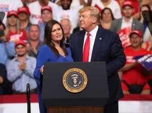 Sarah Sanders se lanza para gobernadora de Arkansas y medirá la fuerza del movimiento de Trump