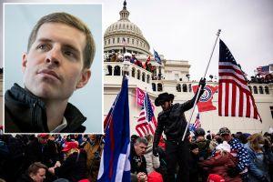 """Representante advierte que 4,000 """"patriotas"""" dispararían al Capitolio si avanza juicio político a Trump"""