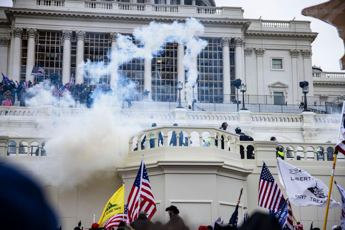 Trump declara estado de emergencia en Washington, D.C. por inauguración de Biden