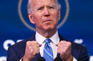 Joe Biden llora por su hijo Beau al despedirse de Delaware