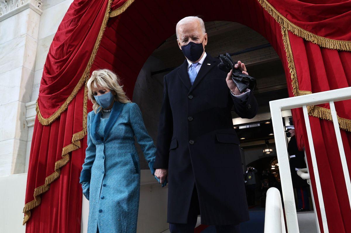 Joe Biden y Kamala Harris eligen diseñadores de moda estadounidenses para su atuendo en el Día de la Inauguración