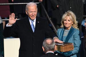 Joe Biden juró sobre una biblia que ha estado en su familia por 130 años