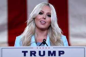 ¿Tiffany Trump avanza en planes de boda?
