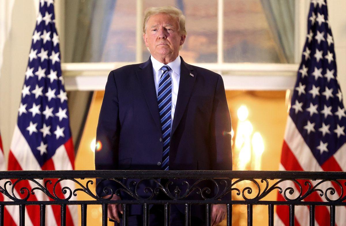 ¿Qué hará Trump en la Casa Blanca el último día de su presidencia?
