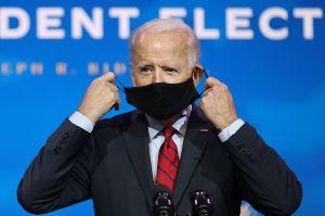Biden pedirá 100 días de uso de máscara contra COVID-19, detener desalojos y pausar deudas estudiantiles