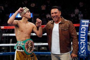 Los sueños se cumplen: Lo pidió hace 4 años y ahora Ryan García es el primer boxeador patrocinado por Gatorade