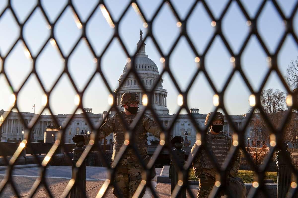 FBI arrestó a joven de Nueva York por transmitir en Instagram durante  disturbios en el Capitolio; su madre lo defiende | El Diario NY