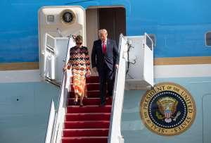 El desplante de Melania a Trump y sus seguidores en Florida