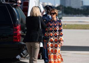 La actitud de Melania hacia Trump aumenta sospechas de divorcio en puerta