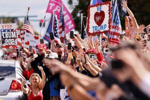 """Legislador en Florida propone nombrar a autopista """"Donald Trump"""""""