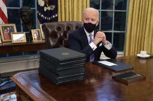 """Biden dice que carta de Trump fue """"muy generosa"""""""