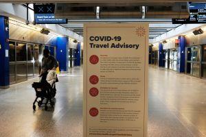 A partir de hoy, quienes viajen a EE.UU. deben presentar prueba negativa de coronavirus antes de abordar avión