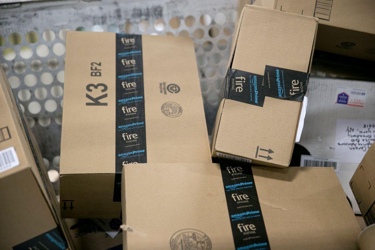 En caso que el envío esté equivocado, la compañía podría autorizar a quedarte con el paquete.