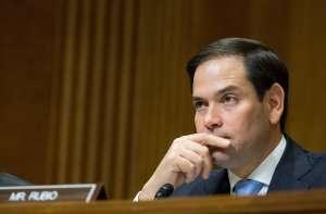 Marco Rubio y otros republicanos están entre la espada y la pared por 'impeachment' a Trump