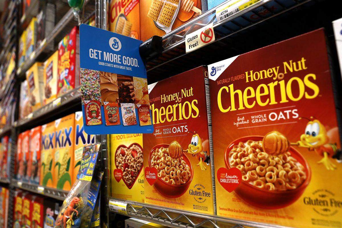 Las cajas de Cheerios de edición limitada estarán disponibles hasta agotar existencias.