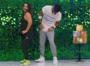 Adamari López y Toni Costa se bailan el amor