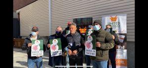 Bodegueros piden se los incluya en primera ronda de vacunación contra COVID-19