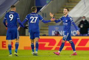 Quieren repetir la hazaña: Leicester City doblega al Chelsea y toma el liderato en la Premier League