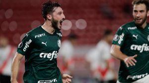 Palmeiras aplasta 0-3 a River Plate en Argentina