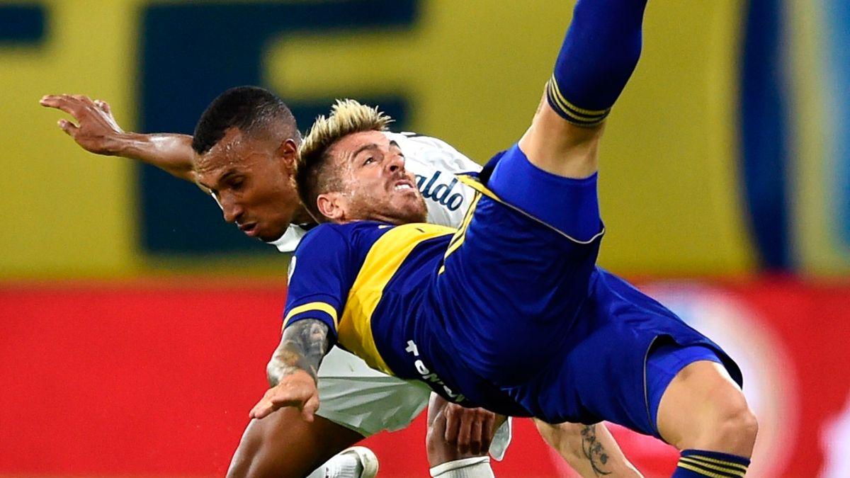Sin goles ni emociones, Boca Juniors y Santos empatan en semifinal de Libertadores