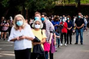 Más de 90,000 personas morirán de coronavirus en Estados Unidos en las próximas 3 semanas, según cifras de los CDC