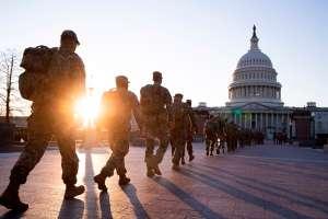"""""""No estábamos preparados"""": el Pentágono justificó su retraso para responder al asalto al Capitolio"""