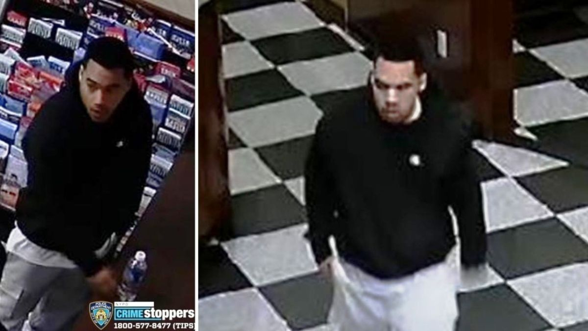 Video: hombre atacó con cuchillo a empleado que le regaló agua en hotel de Queens