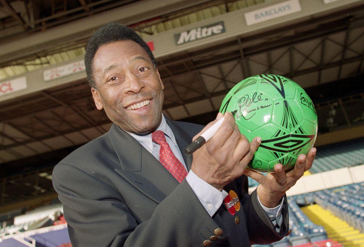 VIDEO: Netflix lanzará en febrero el esperado documental sobre Pelé y el propio Rey lo anunció