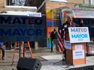 Fernando Mateo anuncia candidatura para ser el primer alcalde latino inmigrante de la ciudad de Nueva York