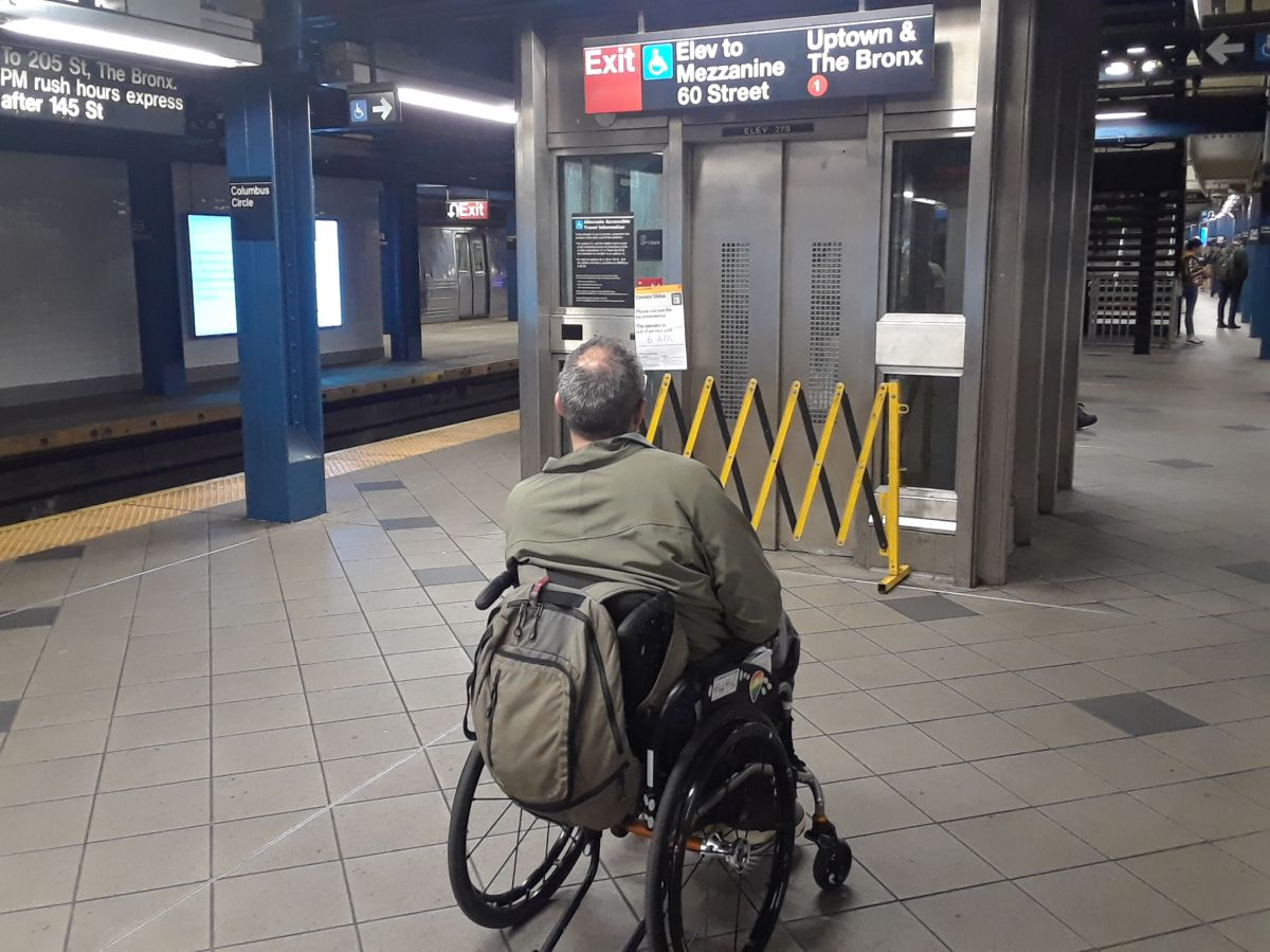 MTA names Hispanic as its first accessibility officer for New York stations and buses