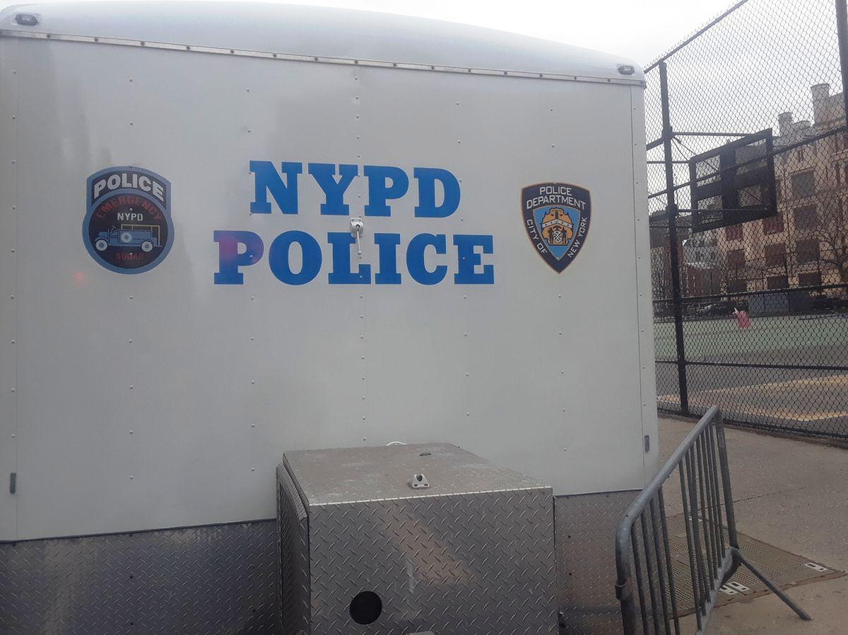 NYPD investiga el caso.