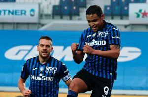 VIDEO: Con goles y asistencias Zapata y Muriel comandan goleada del Atalanta